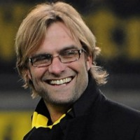 Arsenal's next manager? A man with a grin to rival my own